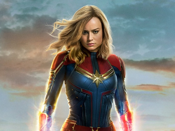 <i>Captain Marvel</i> Trailer Introduces Carol Danvers to the MCU