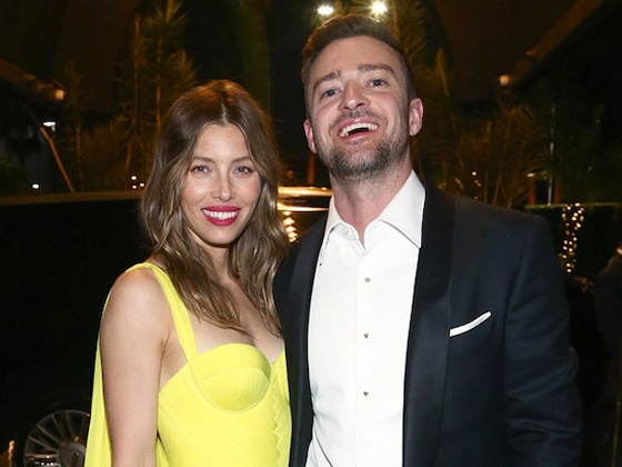 """Only Jessica Biel Can Make Her Post-Emmys """"Hangover"""" Look This Glamorous"""