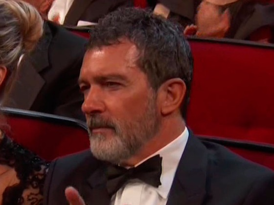 Antonio Banderas' Clapping Sparks as Much Confusion as Nicole Kidman's
