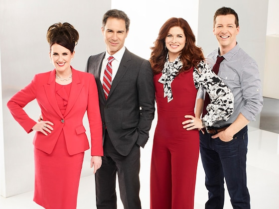 <I>Will and Grace</i> Stars Tease Big Changes, Including Divorce, Marriage, Politics and New Jobs</I>