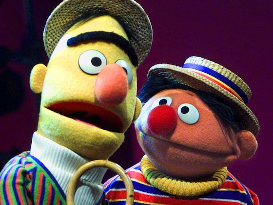 Bert and Ernie Are a Gay Couple, Says <i>Sesame Street</i> Writer