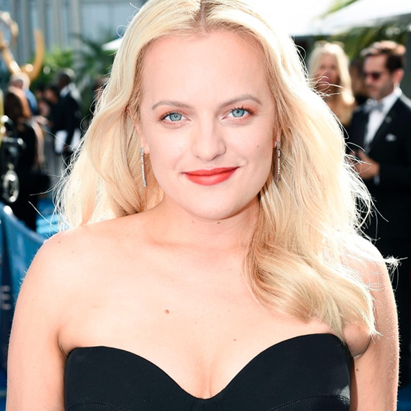 ESC: Elisabeth Moss, 2018 Emmy Awards, Drugstore Beauty