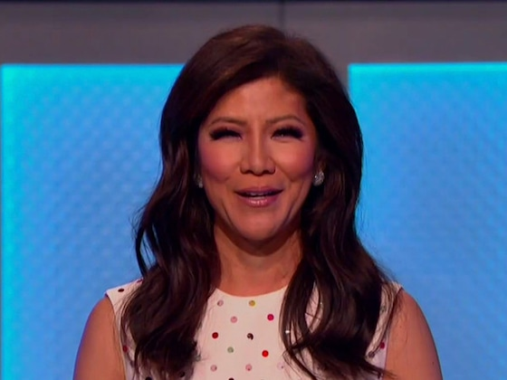 Julie Chen Fights Back Tears While Announcing <i>The Talk</i> Exit