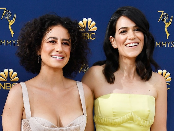 The Under-$10 Hair Products BFFs Ilana Glazer and Abbi Jacobson Used for the Emmys
