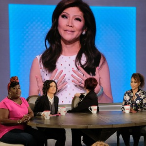 Julie Chen, The Talk