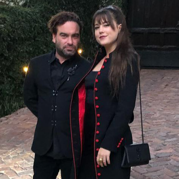 46b30cb00 Johnny Galecki Has a New Girlfriend! 5 Things to Know About Alaina Meyer