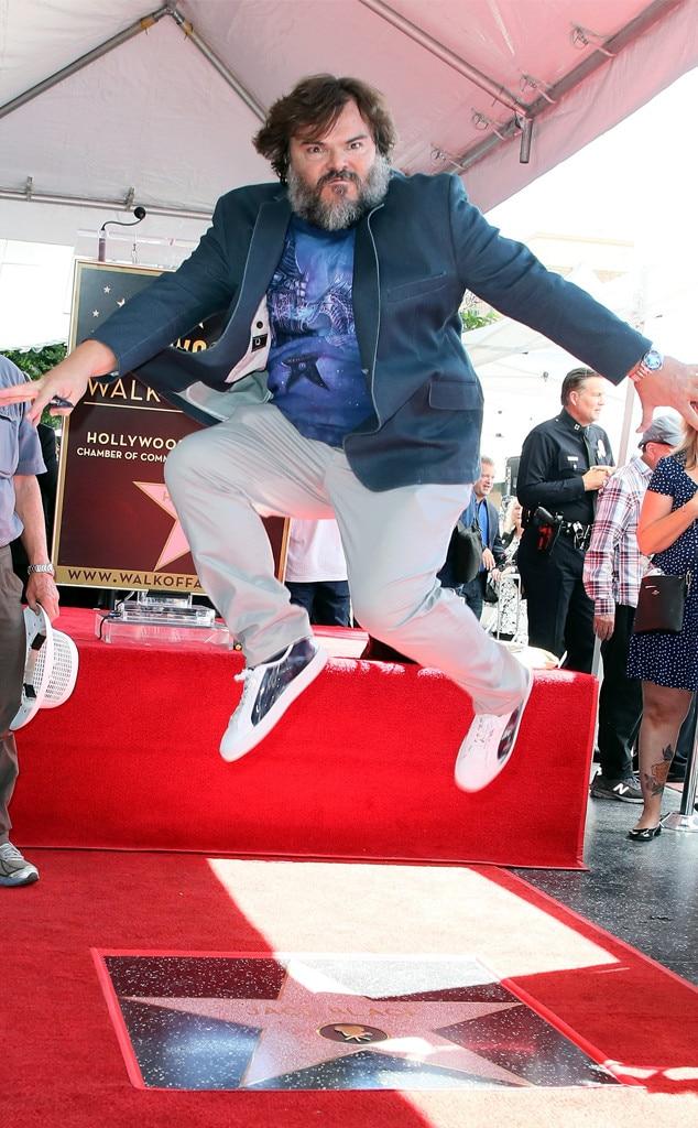 Jack Black, Hollywood Walk of Fame