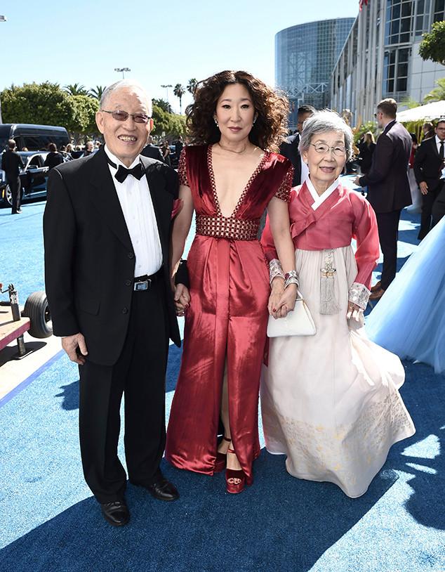 Os famosos no tapete vermelho do Oscar 2021 - E! Online Brasil