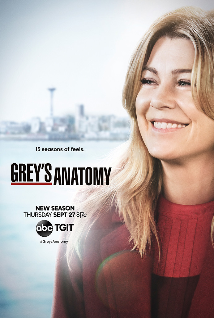 Grey's Anatomy, Key Art, Season 15