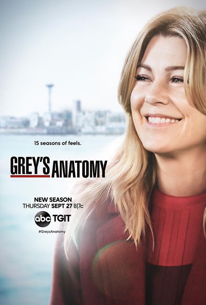 Grey's Anatomy, Key Art, Season 15