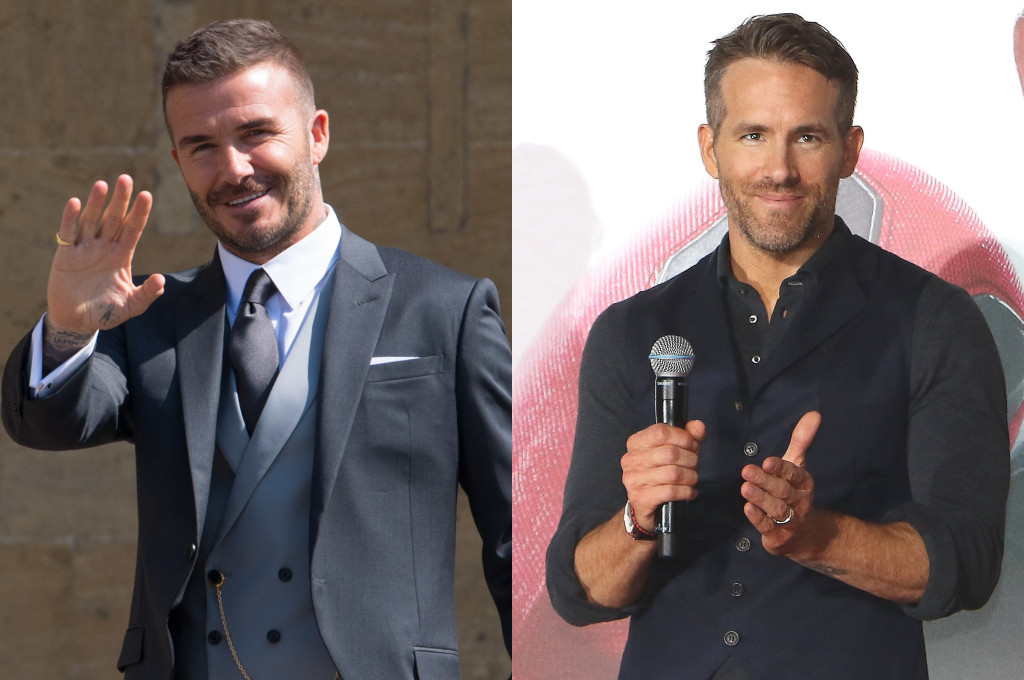David Bekcham, Ryan Reynolds