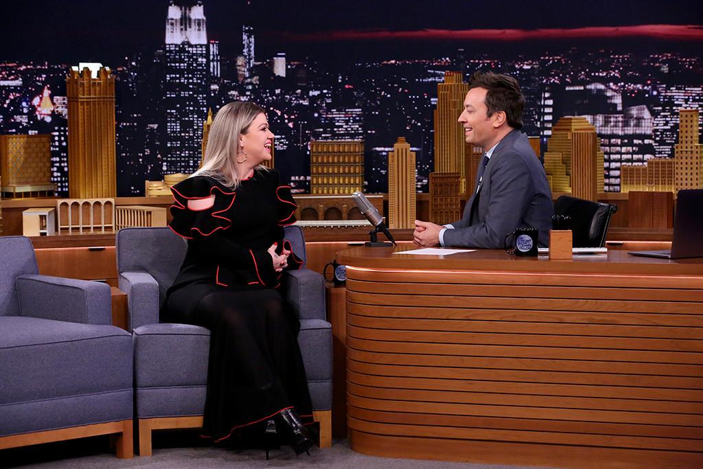 Kelly Clarkson, The Tonight Show