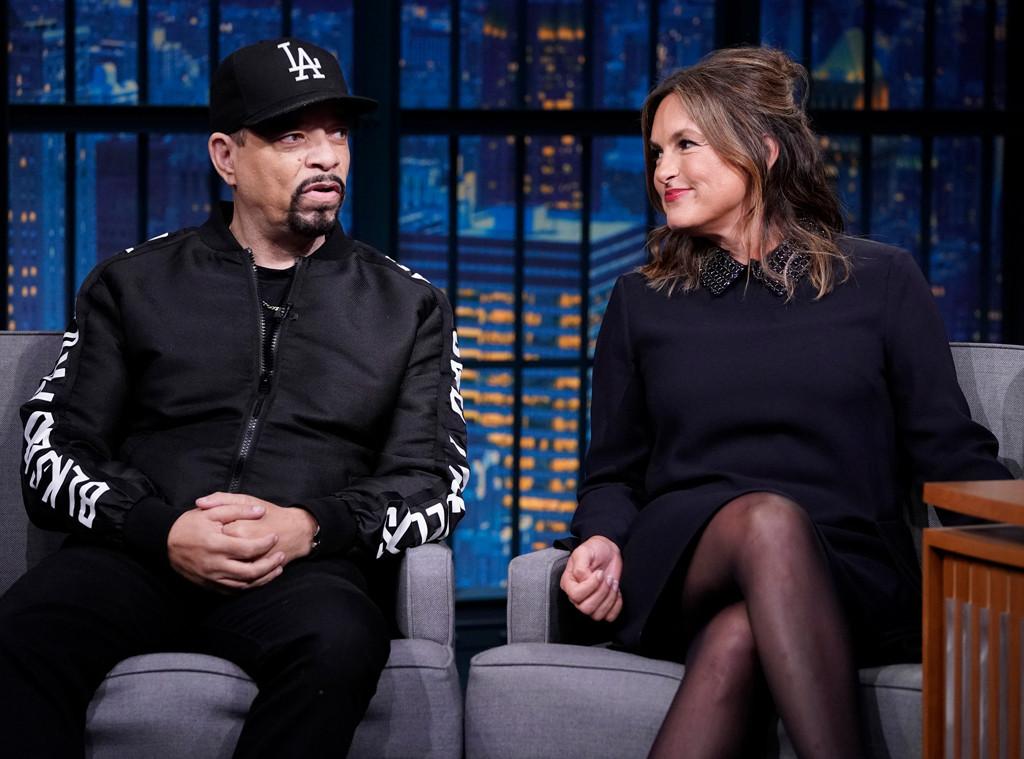 Mariska Hargitay, Ice-T, SVU