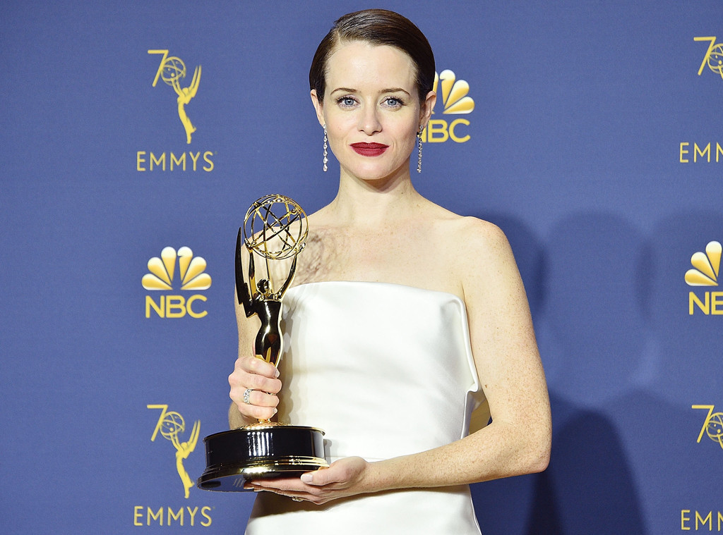 Claire Foy, 2019 Emmy Awards