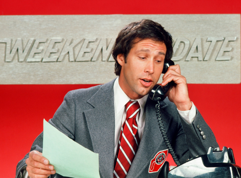 Chevy Chase, Saturday Night Live