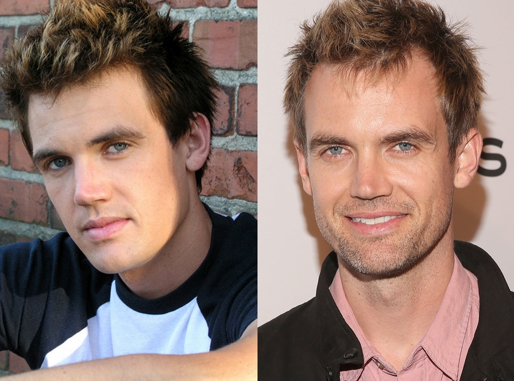 Tyler Hilton as Chris Keller -  The singer had a recurring role on the show from seasons two through four, then returned as a regular in season nine. He want on to star in CBS' Extant, and played Elvis Presley in the movie  Walk the Line .