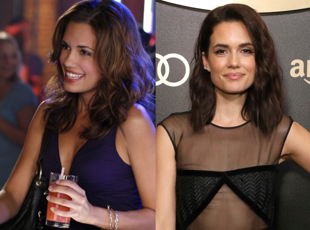 Torrey DeVitto as Carrie -  After appearing in the fifth and sixth seasons of One Tree Hill, DeVitto has been everywhere. She had significant roles on  The Vampire Diaries ,  Army Wives ,  Pretty Little Liars ,  Chicago PD , and currently stars on  Chicago Med .