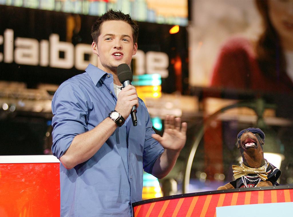 Damien Fahey, MTV TRL