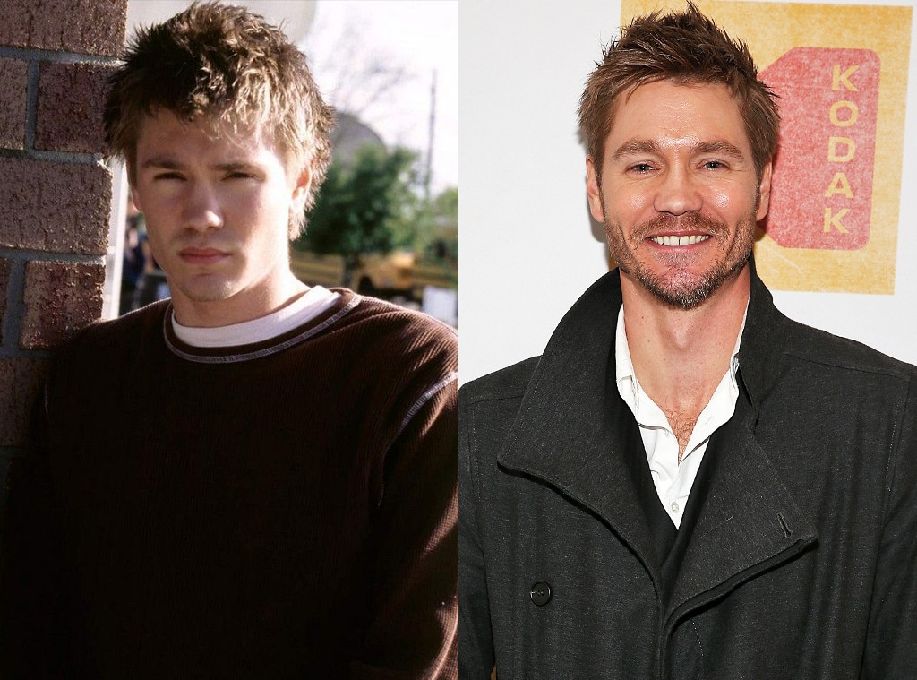 One Tree Hill, Then and Now, Chad Michael Murray