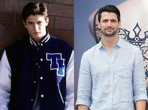 One Tree Hill, Then and Now, James Lafferty