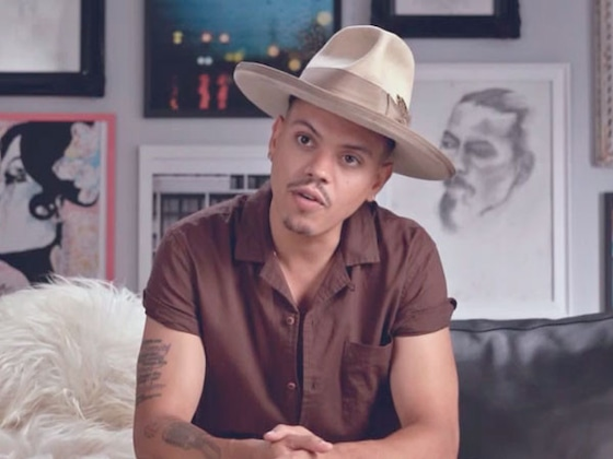 Evan Ross Is Honoring His Late Father by Facing His Fears on <i>ASHLEE+EVAN</i>