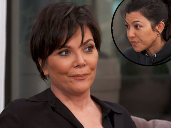 Are Old Memories Causing Issues in Kourtney Kardashian and Kris Jenner's Mother-Daughter Bond?