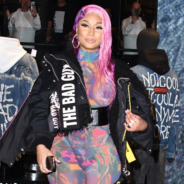 Nicki Minaj, Milan Fashion Week 2018