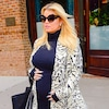 Jessica Simpson Shows Off Baby Bump: See Her Pregnancy Style