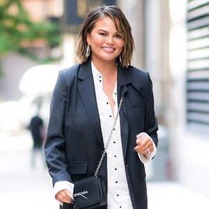 ESC: Fall Boots, Chrissy Teigen