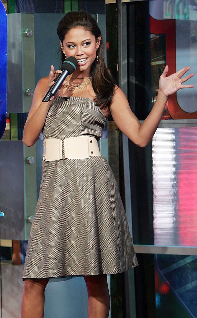 Vanessa Lachey, MTV TRL