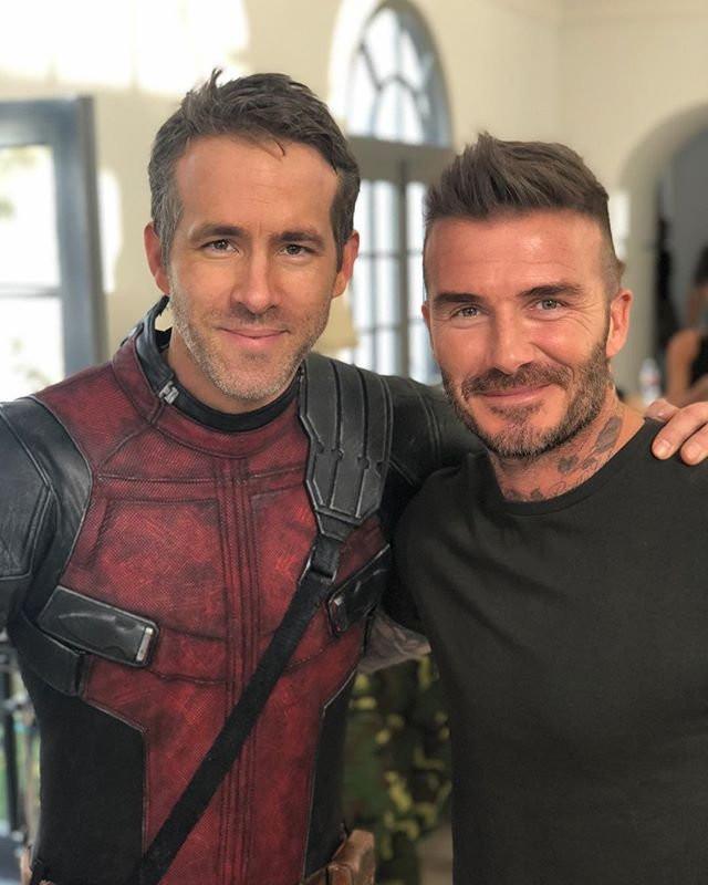 Ryan Reynolds, David Bekcham