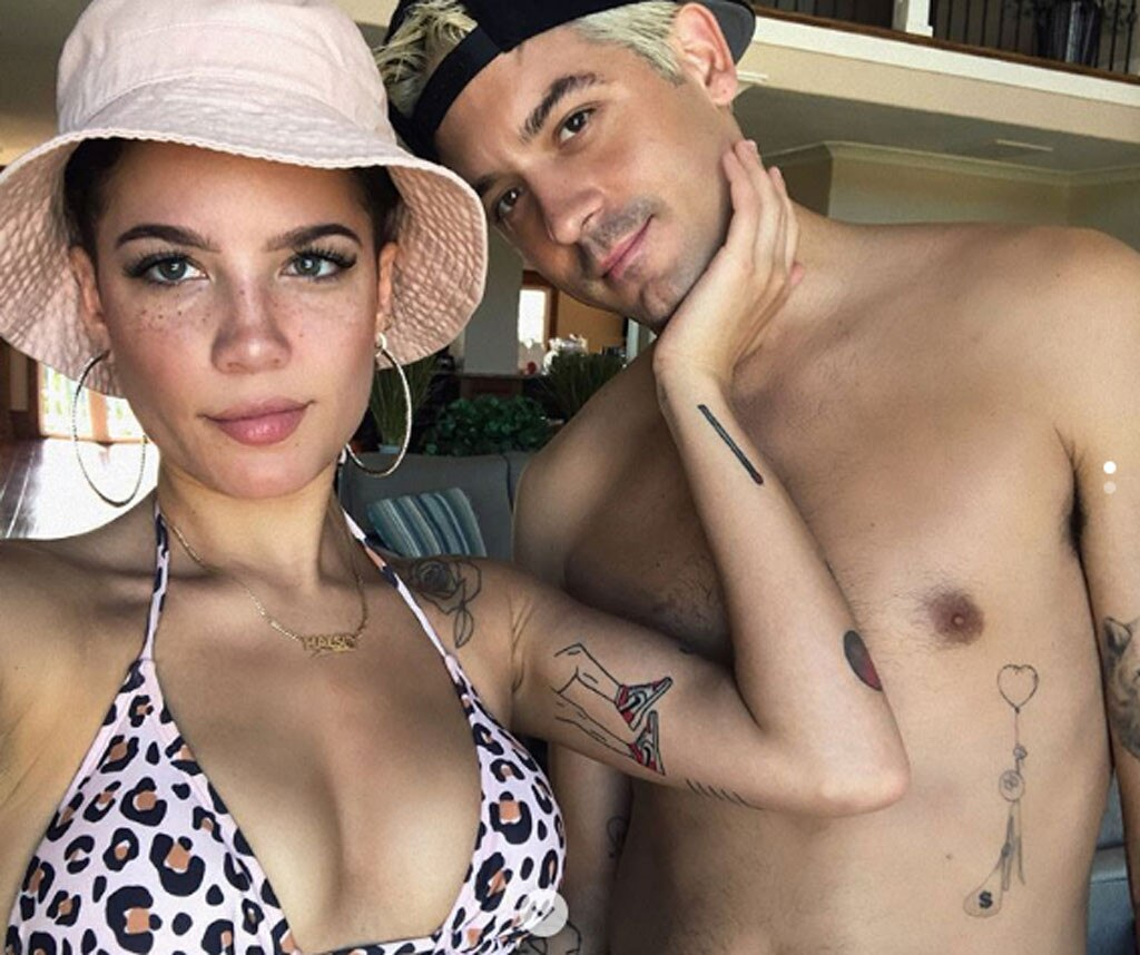 Instagram Halsey Braless nudes (16 foto and video), Pussy, Is a cute, Instagram, braless 2020