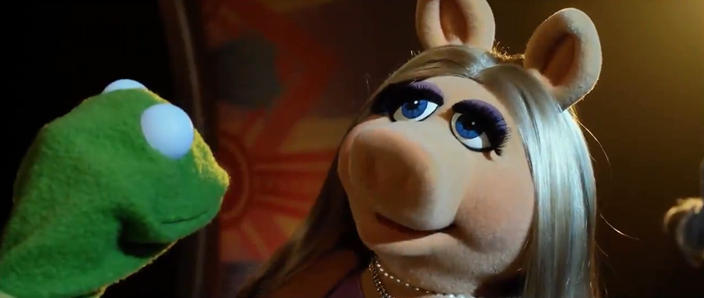 Miss Piggy, Kermit the Frog