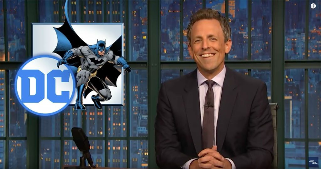 Batman Shows Off His Bat-Wiener in a New