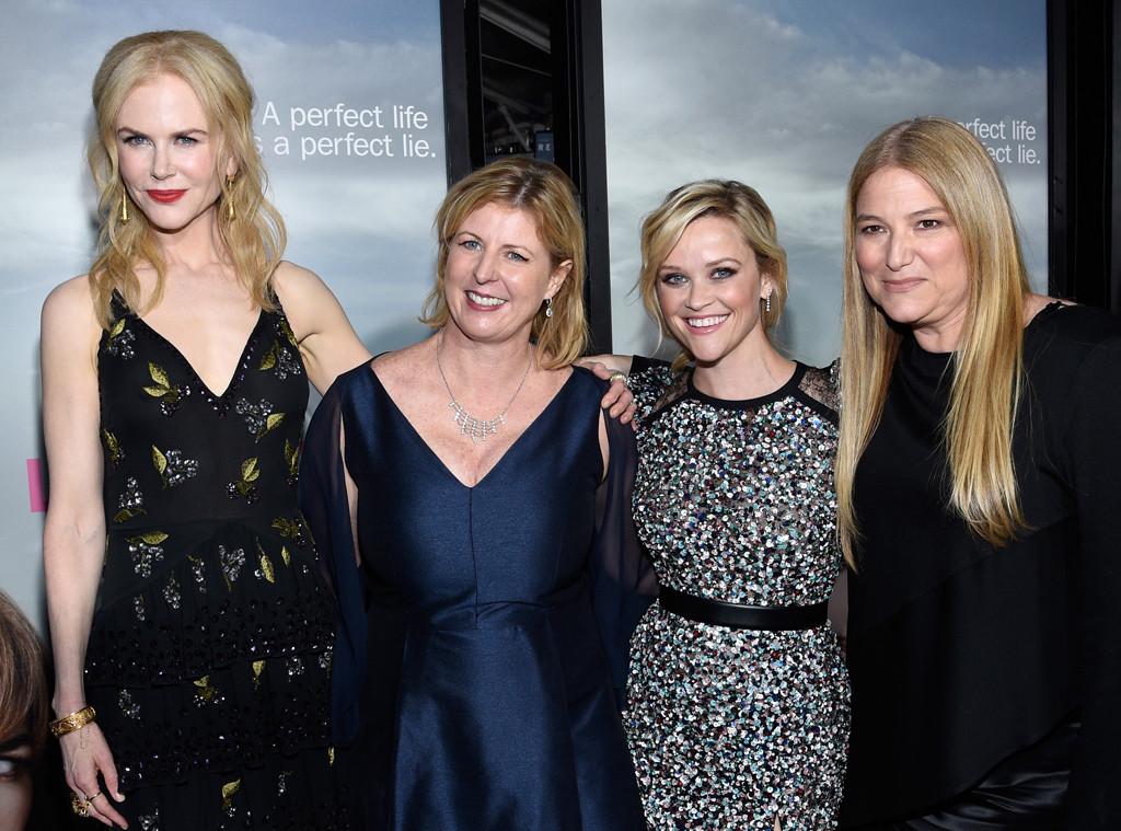 liane moriarty  Liane Moriarty Spills on Big Little Lies Season 2, Meryl Streep and ...