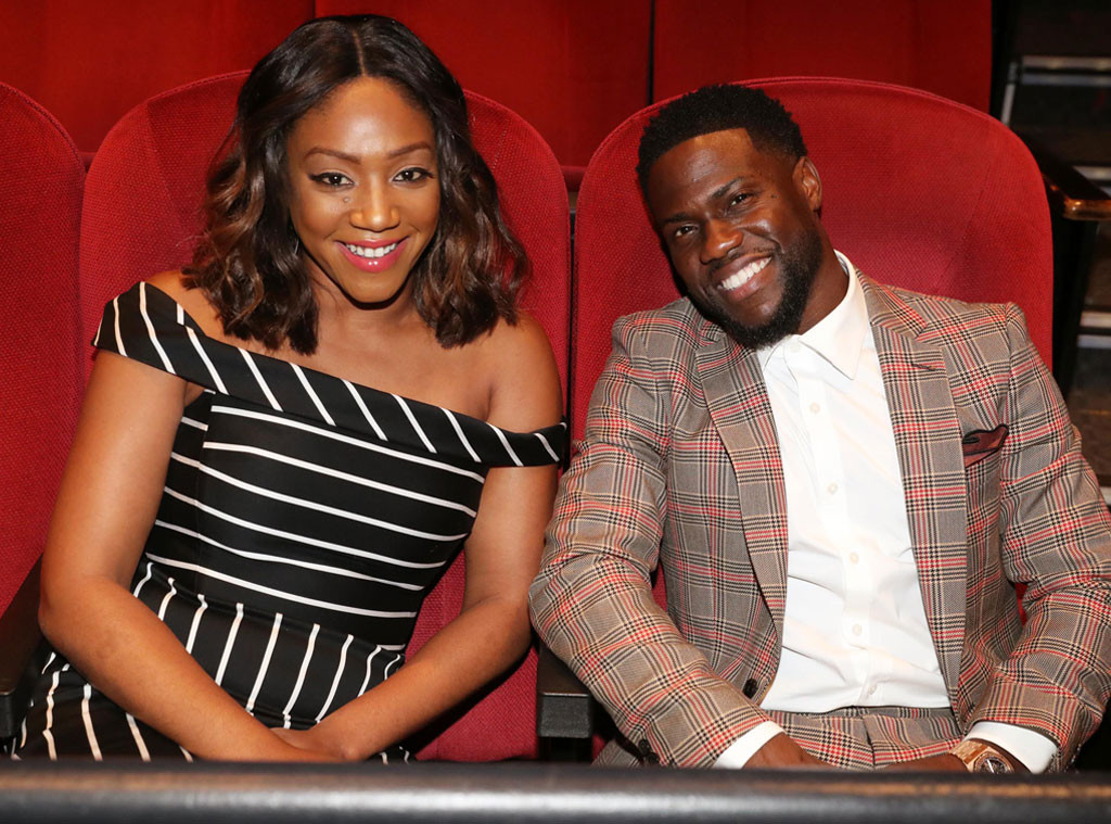 Tiffany Haddish, Kevin Hart, 2018 Urbanworld Film Festival