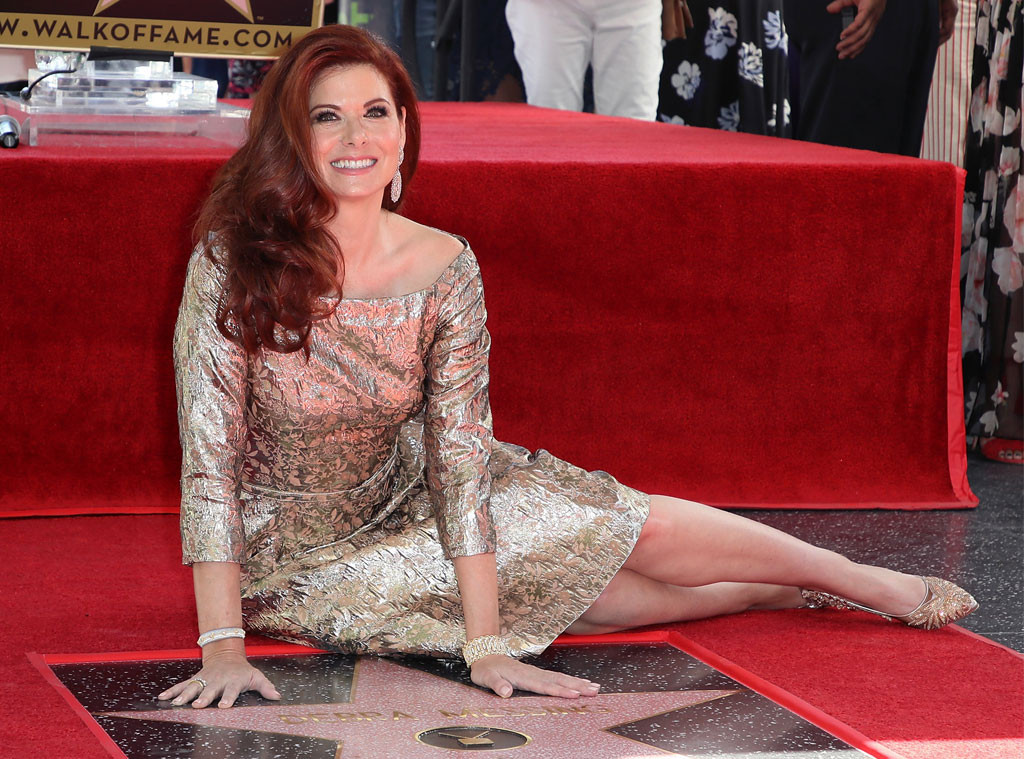 Debra Messing, Walk of Fame