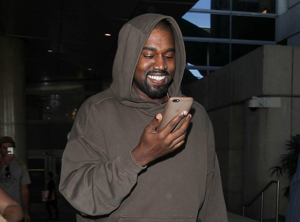 Kanye West, Phone