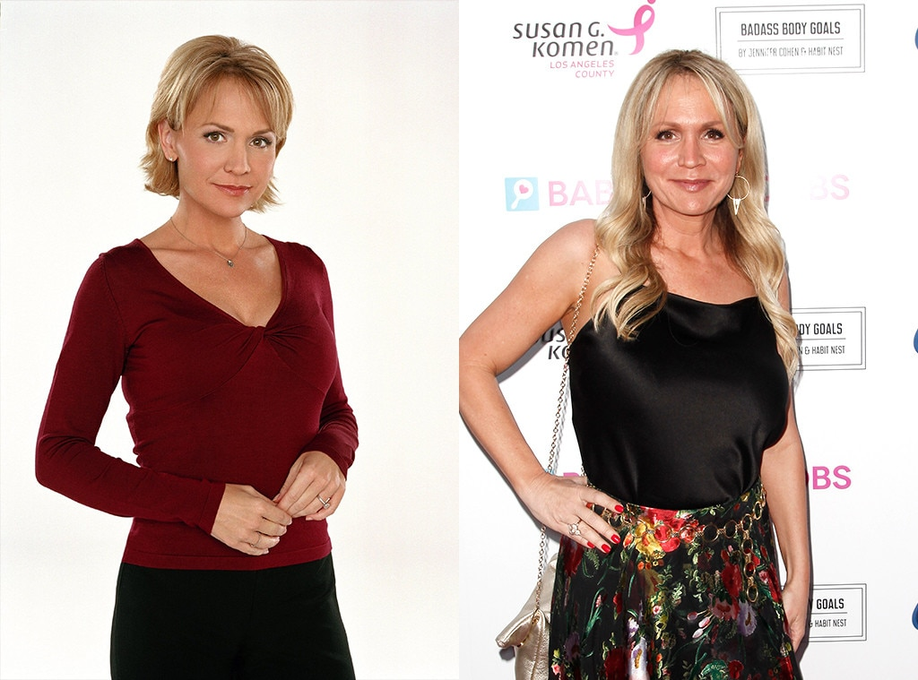Barbara Alyn Woods as Deb Scott -  Woods hasn't acted a ton since the end of  One Tree Hill , though she did appear in two episodes of  The Goldbergs , playing the mother of her real-life daughter,  Natalie Alyn Lind . In fact, all three of Woods' daughters are actresses.