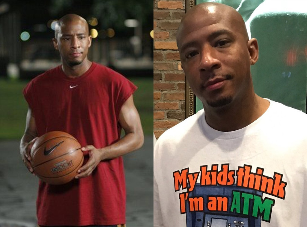 "Antwon Tanner as Antwon ""Skills"" Taylor -  Tanner will also be appearing in  The Christmas Contract ! His post- OTH  roles include  Get Shorty ,  Black Jesus ,  Rizzoli & Isles ,  The Carmichael Show , and  Rosewood."
