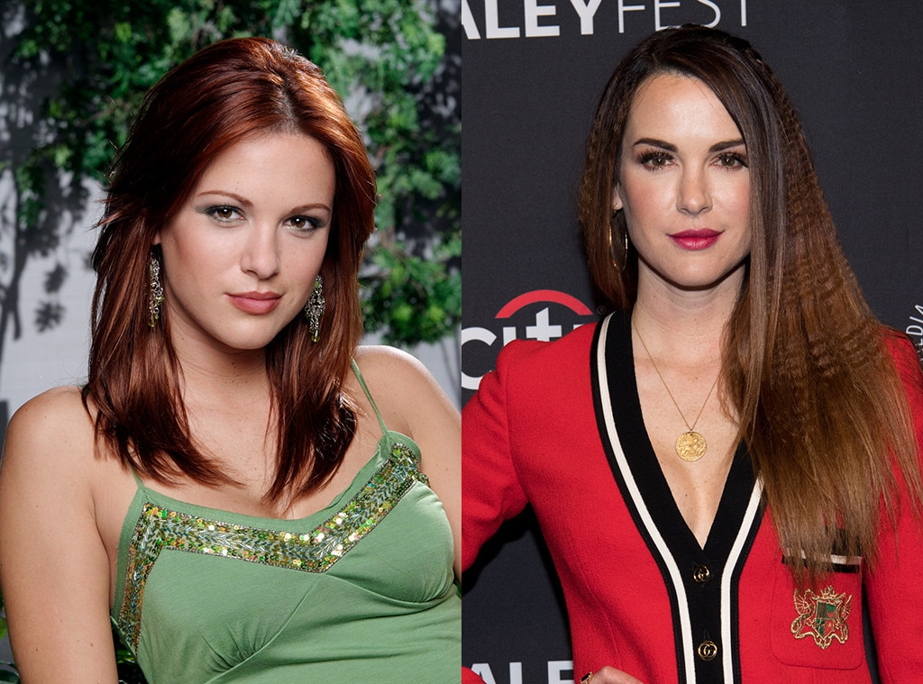 Danneel Ackles as Rachel Gatina -  Formerly Danneel Harris before marrying  Supernatural  star Jensen Ackles, Ackles has appeared in a couple episodes of  Supernatural , including the upcoming season 14 premiere. She's also due to appear in the OTH reunion movie,  The Christmas Contract .