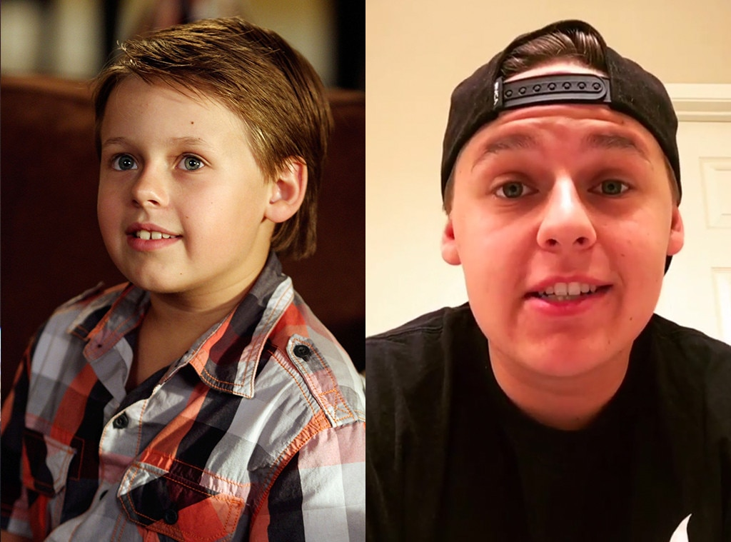 Jackson Brundage as Jamie Scott -  Lil Jamie is now 17, and hasn't acted much since the end of One Tree Hill. He appears to have a girlfriend and still does fan conventions with the rest of the  One Tree Hill  cast.