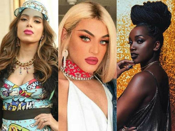 Anitta, Pabllo Vittar e Iza concorrem ao Grammy Latino 2018
