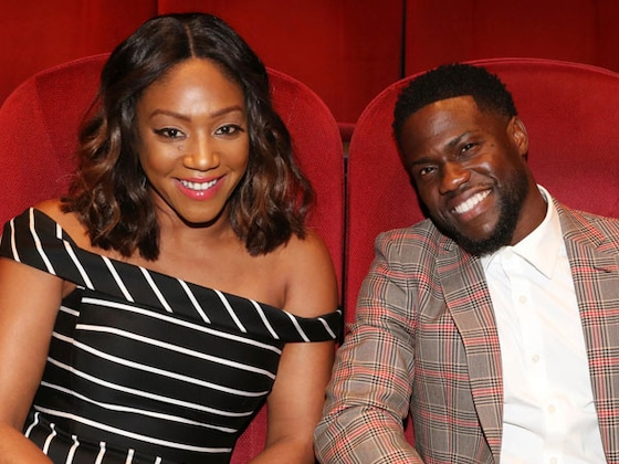Kevin Hart and Tiffany Haddish Will Make You Laugh Out Loud in This <i>Night School</i> Gag Reel