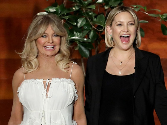Kate Hudson Is Due Any Minute—But She Hasn't Picked a Baby Name