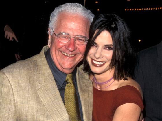 Sandra Bullock's Dad John Bullock Dies at 93