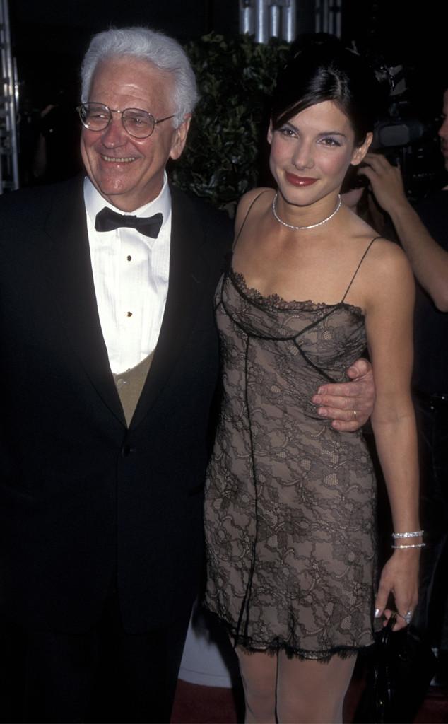 Sandra Bullock, John Bullock