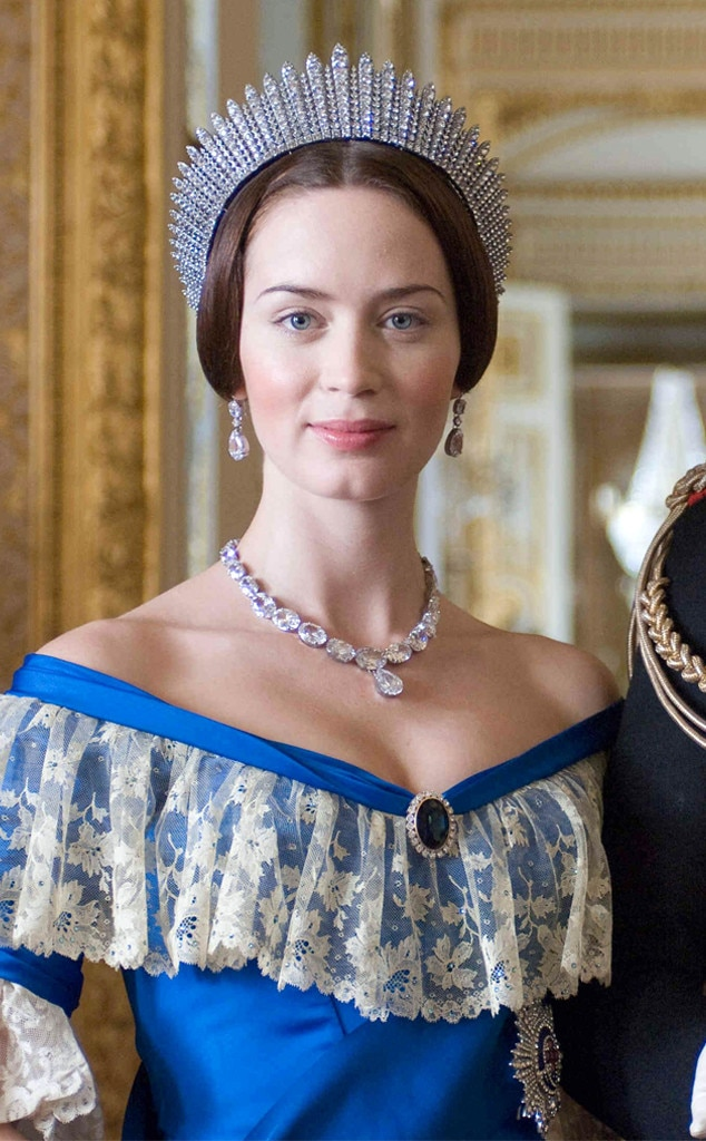 Emily Blunt, The Young Victoria