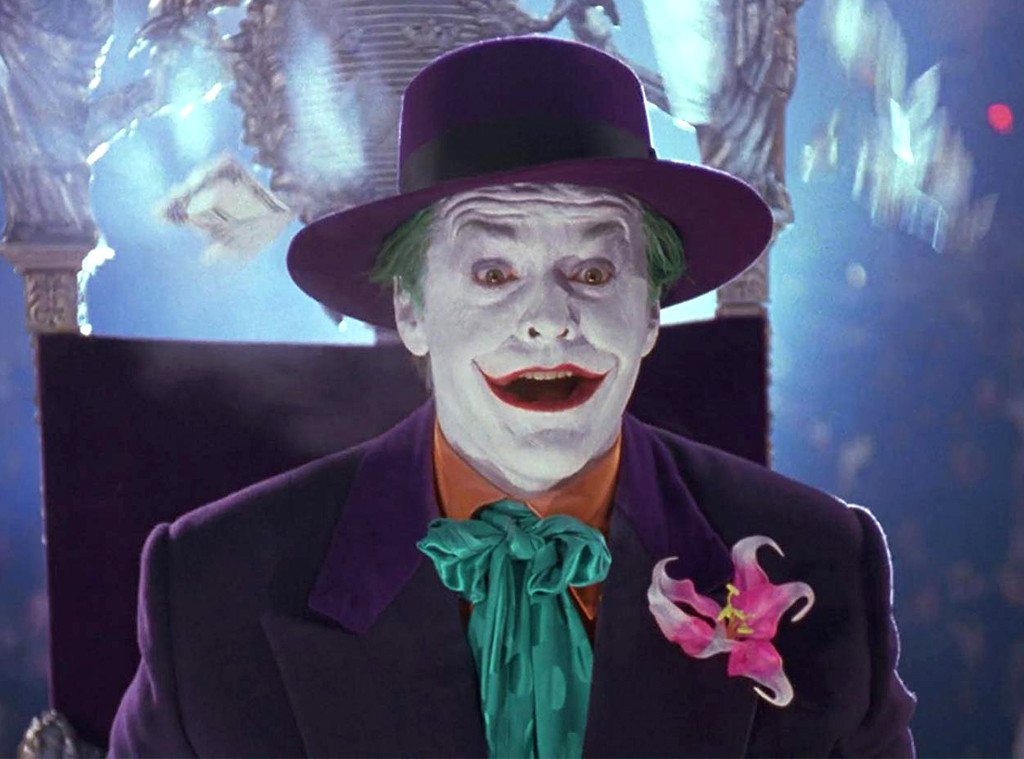 The Joker, Batman, Jack Nicholson