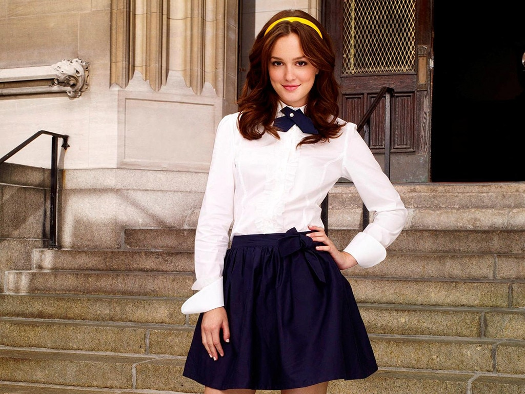 Leighton Meester Calls 'Gossip Girl' Not 'the Healthiest Environment'